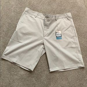 Nike Khaki Golf Dri-Fit Shorts